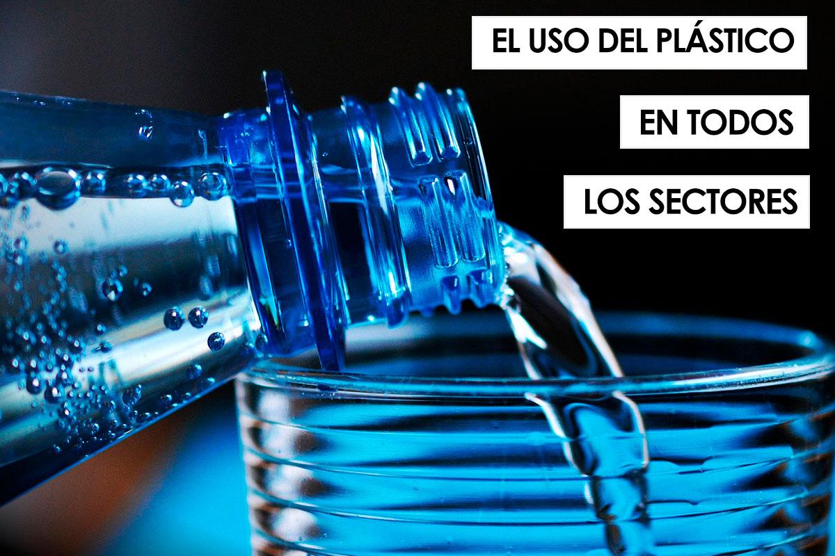 El uso del plástico en todos los sectores 11