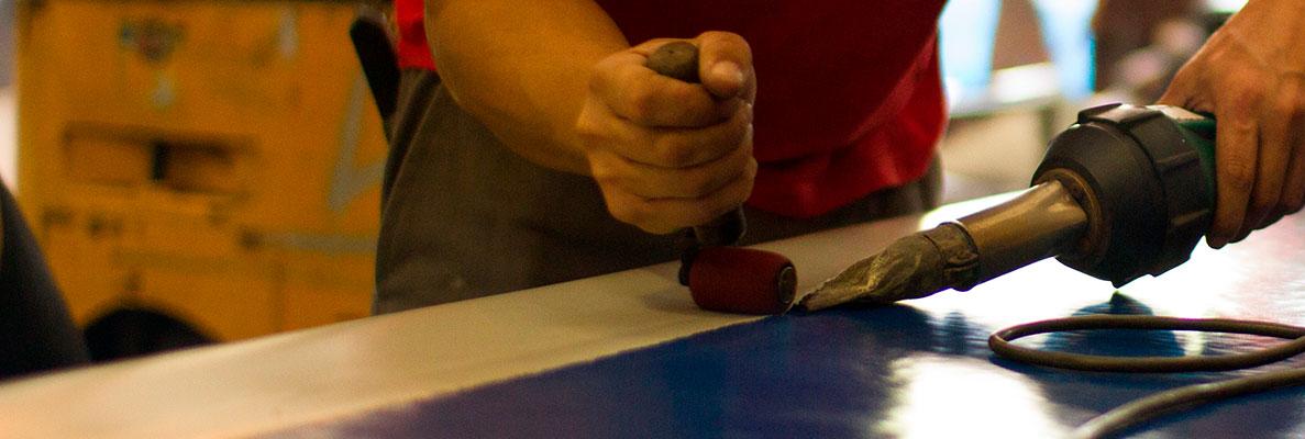 ¿Cómo reparar carpas y toldos de PVC? 4