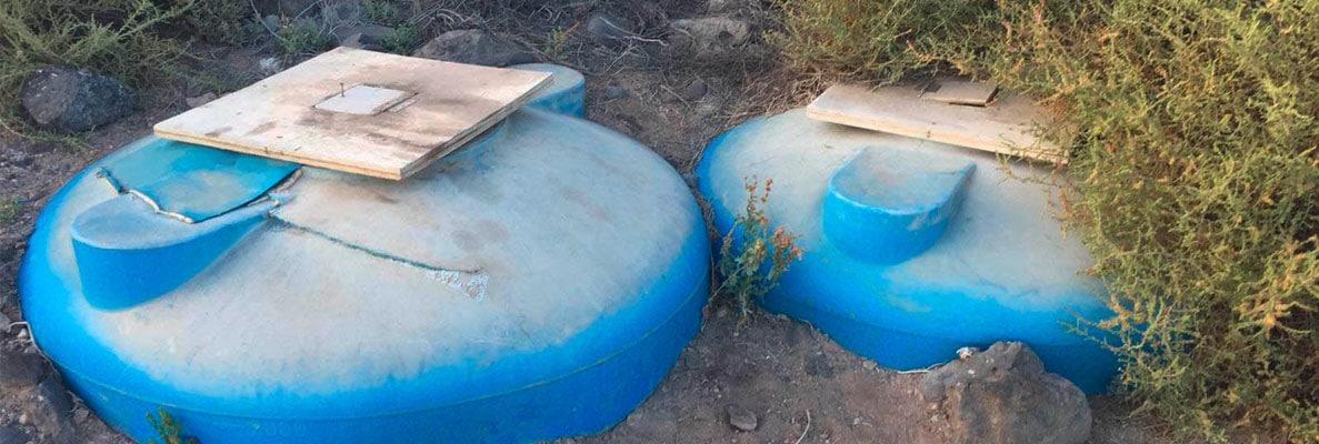 Pasos para reparar un depósito de polietileno 2